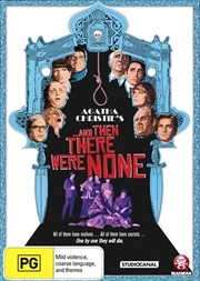 Agatha Christie's - And Then There Were None