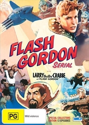 Flash Gordon Serial
