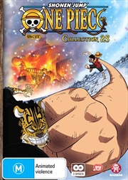 One Piece - Uncut - Collection 25 - Eps 300-312