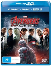 Avengers - Age Of Ultron 3D