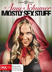 Amy Schumer - Mostly Sex Stuff