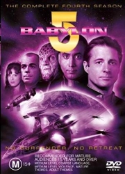 Babylon 5 - Season 4 | Boxset
