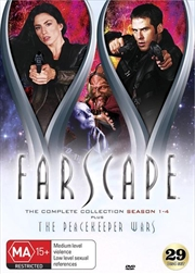 Farscape | Series Collection - Inc Peacekeeper Wars