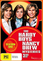 Hardy Boys / Nancy Drew Mysteries - Season 1