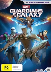Guardians Of The Galaxy - The Hunt For The Cosmic Seed