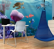 Finding Nemo: Full Wall Mural Large