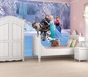 Frozen: Full Wall Mural Large