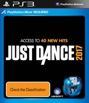 Just Dance 2017: Move