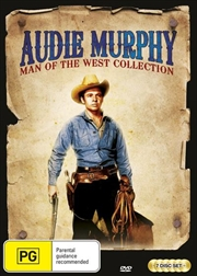 Audie Murphy - Man Of The West | Western Collection