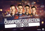 V8 Supercars - The Championships Collection 2007-2015