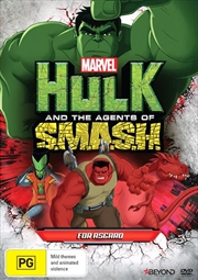 Hulk And The Agents Of SMASH - For Asgard