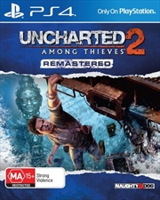 Uncharted 2 Remastered