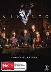 Vikings - Season 4 - Part 1