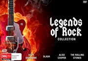 Legends Of Rock Collection
