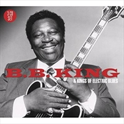 B.b. King and Kings Of Electric Blues