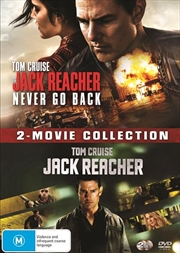 Jack Reacher / Jack Reacher - Never Go Back | Double Pack