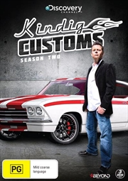 Kindig Customs - Season 2