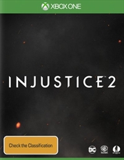 Injustice 2 With Preorder Bonu