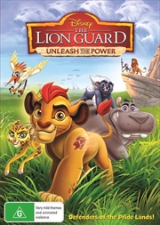 Lion Guard - Unleash The Power, The