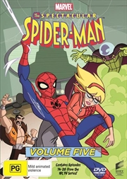 Spectacular Spiderman, The - Vol 5