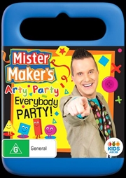 Mister Maker - Arty Party Everybody Party