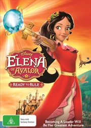 Elena Of Avalor - Ready To Rule