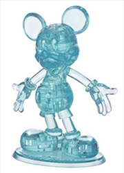 Mickey Mouse Disney 3D Crystal Puzzle