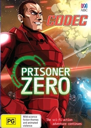 Prisoner Zero - The Codec