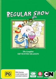 Regular Show - Season 7