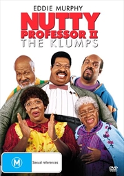 Nutty Professor II - The Klumps, The
