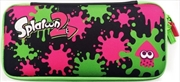 Nintendo Switch Carry Case Splatoon 2 Edition and Screen Protector