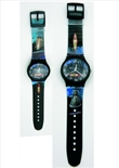 Dalek Lenticular Strap Watch (Dr Who)