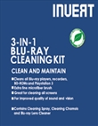 3 In 1 Blu-Ray Cleaning Kit (Sanity)