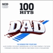 100 Hits: Dad: 5cd (Various)
