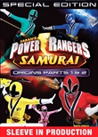 Power Rangers: Samurai; V4: Origins 1 And 2 (Alex Heartman)