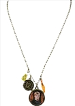 Necklace Single Chain Peeta District 12 (Hunger Games)