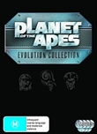 Planet Of The Apes Collection (Charlton Heston)