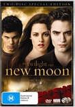 Twilight Saga: New Moon: 2 Disc Special Edition (Robert Pattinson)