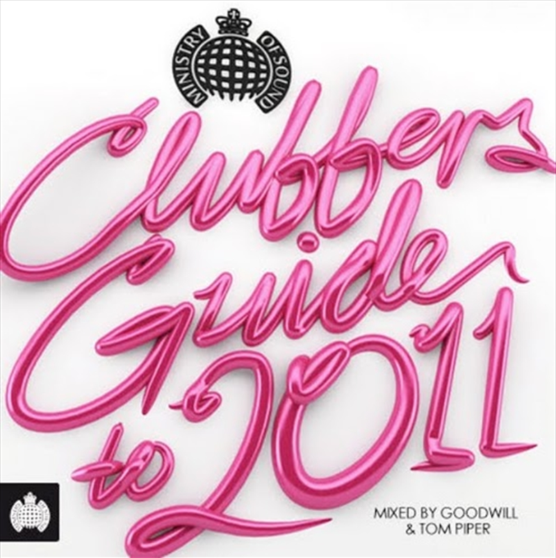Clubbers Guide To 2011