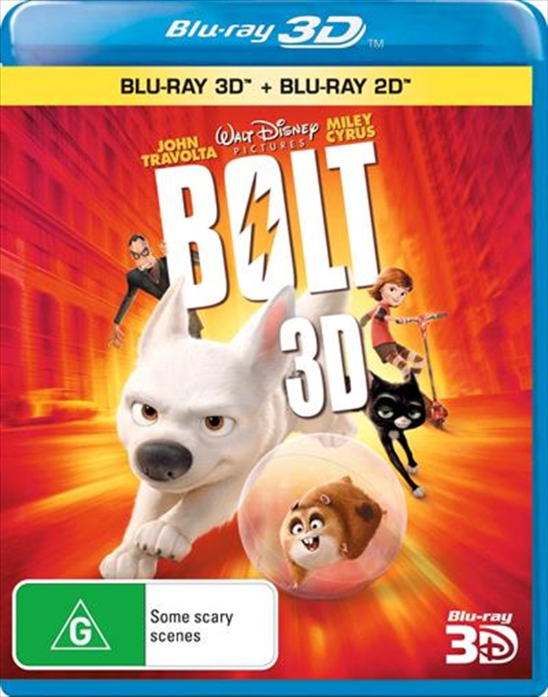 Buy Bolt On 3d Bluray Sanity