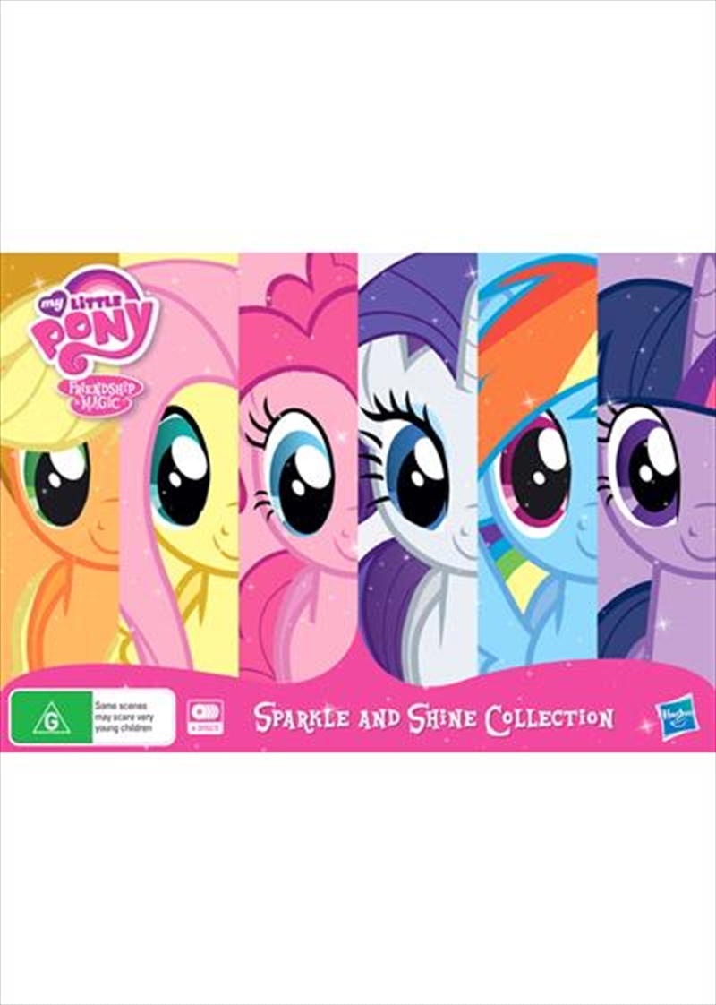 My little pony friendship is magic sparkle and shine - Sparkle and shine cartoon ...
