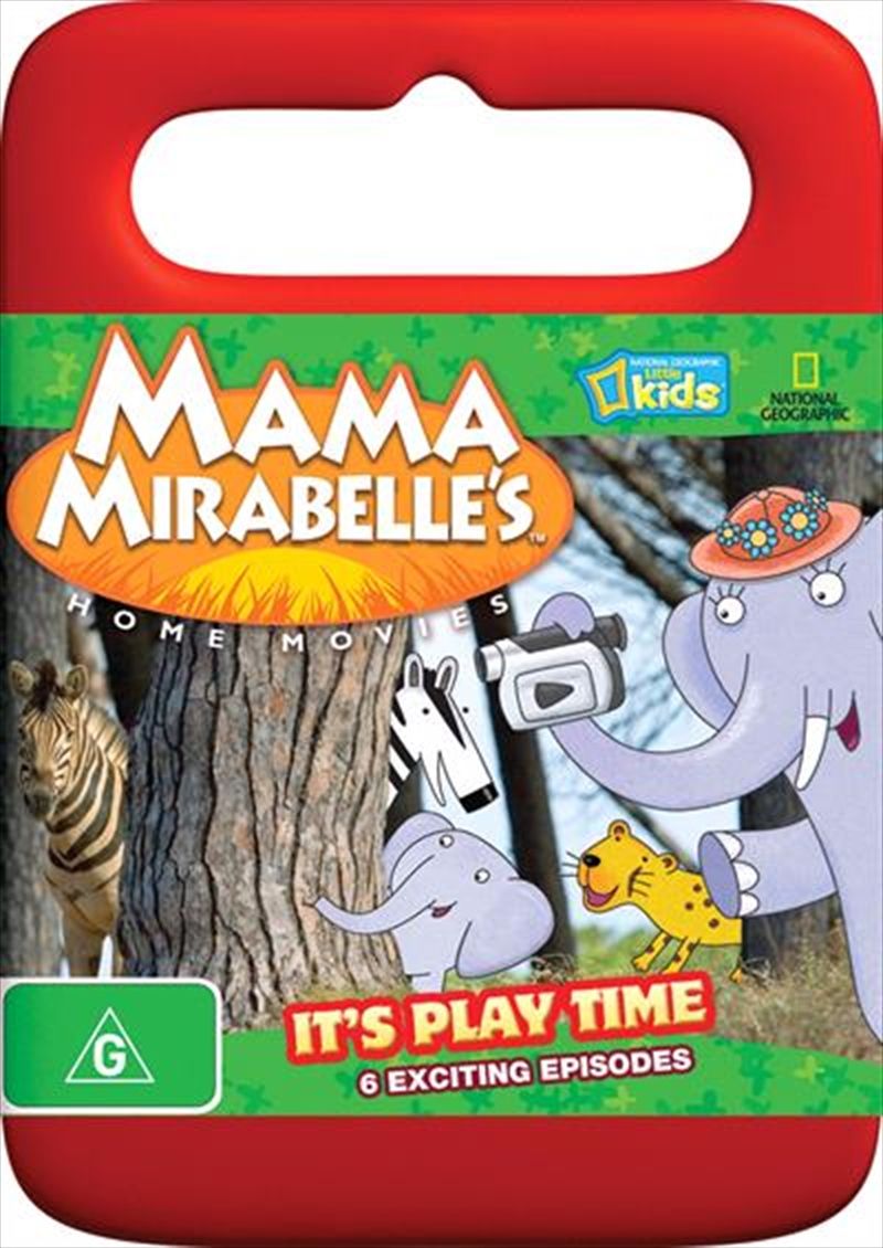 mama mirabelle 39 s home movies it 39 s play time animated. Black Bedroom Furniture Sets. Home Design Ideas