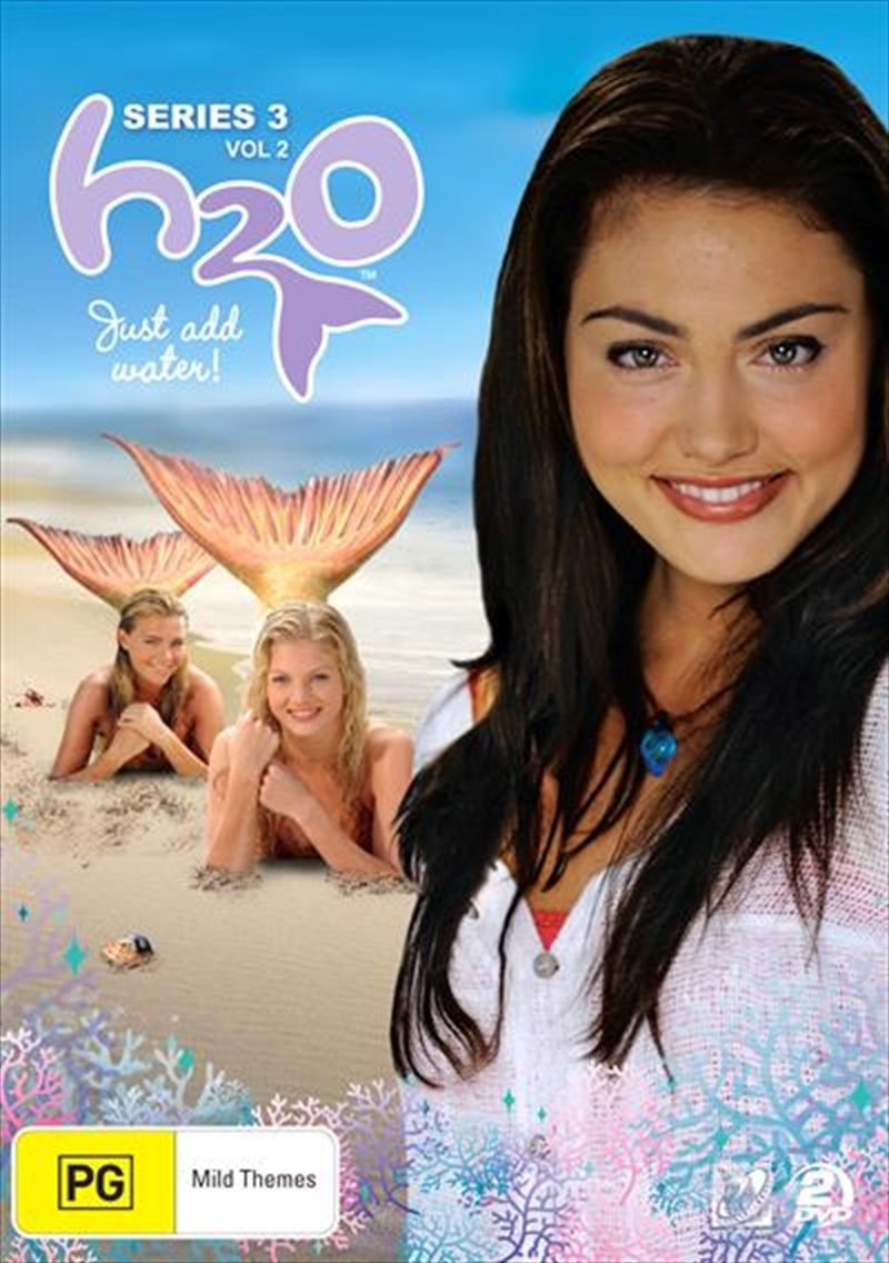 H2o just add water series 3 vol 2 childrens dvd for Just add water series