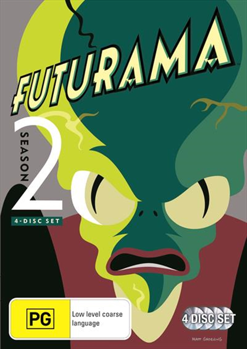 Futurama - Season 02 Collection