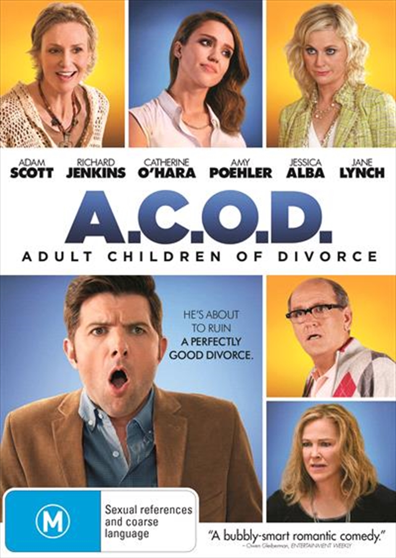 Dating divorce adult children