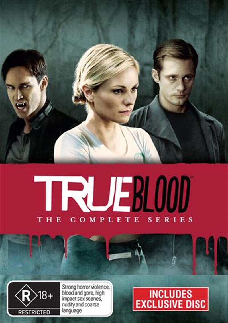 True Blood Season 1: True Blood - Season 1-7