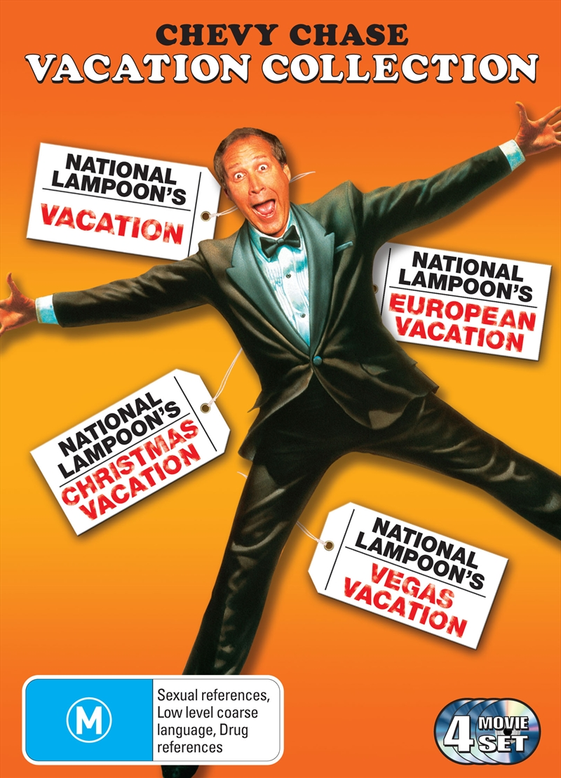 Vacation Dvd Release Date: Buy National Lampoon's Vacation Collection On DVD