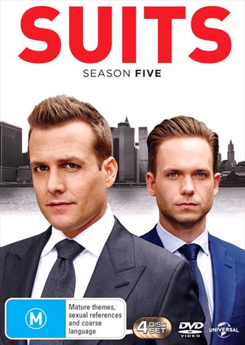 Buy Suits Season 5 on DVD | Sanity Online