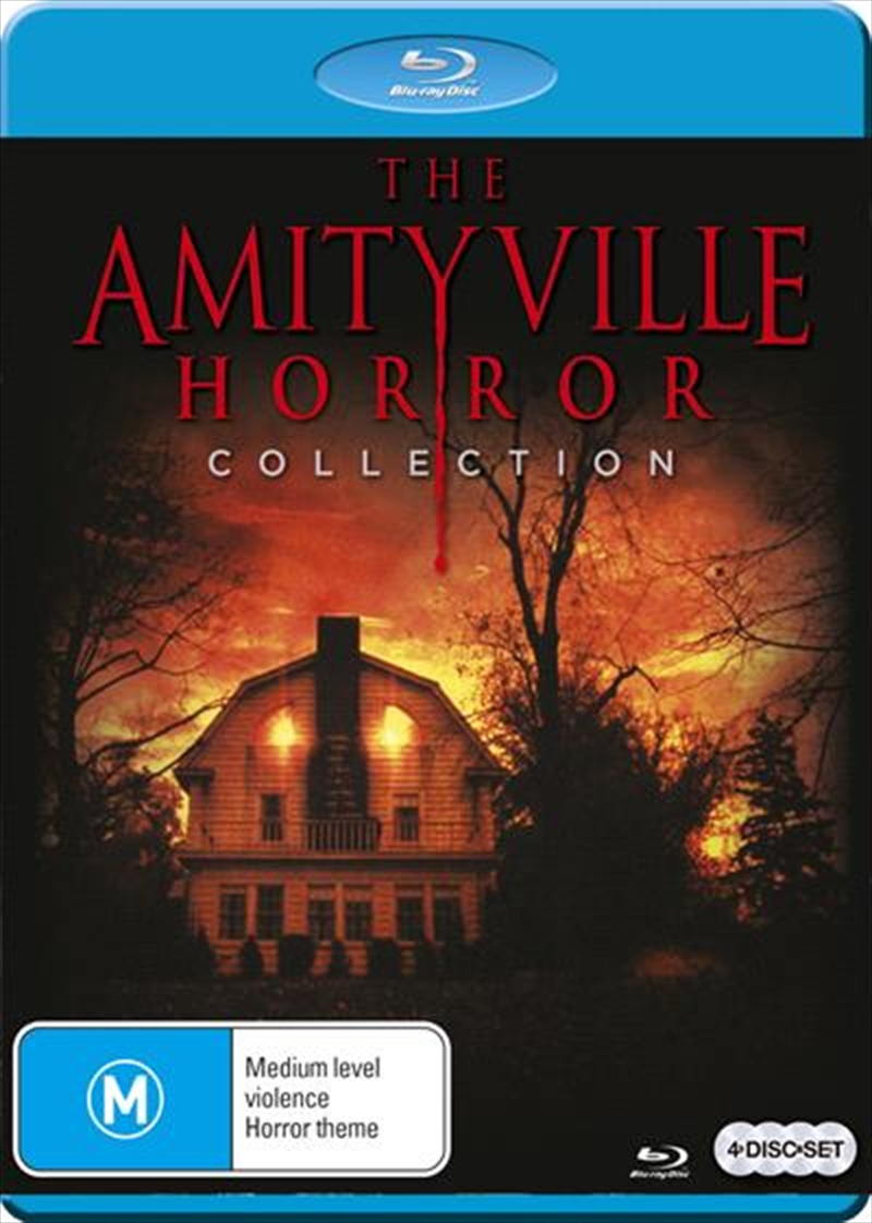 Buy Amityville Horror Collection On Blu Ray Sanity