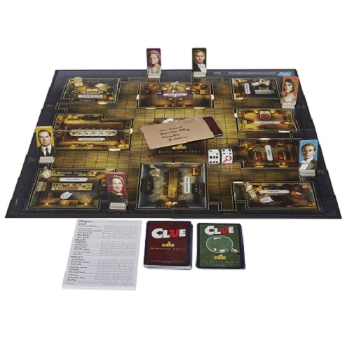 Buy Cluedo - Downton Abbey Edition now!